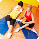 Pilates classes at home